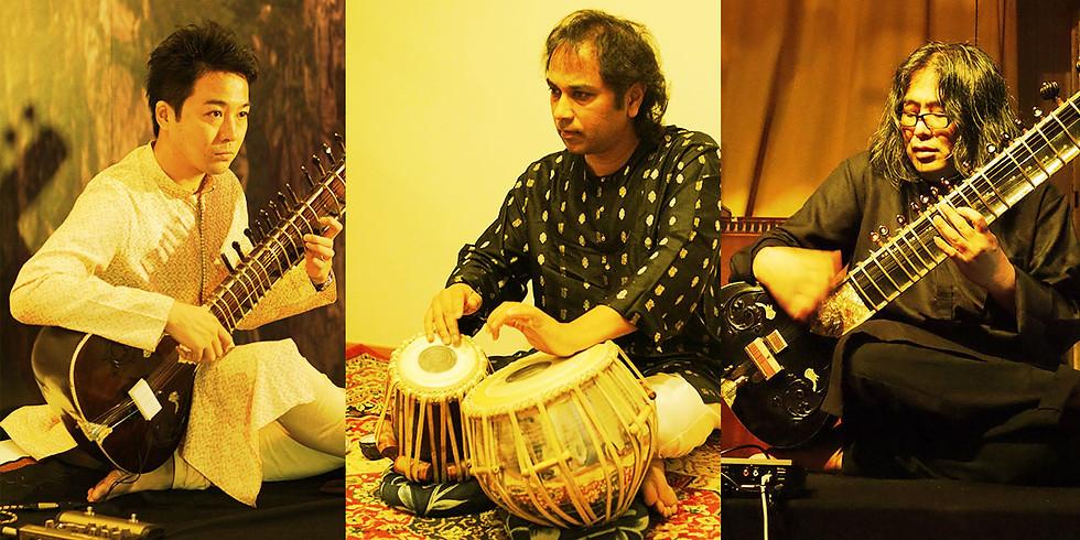 北印樂宴  -Night of Hindusthani music-