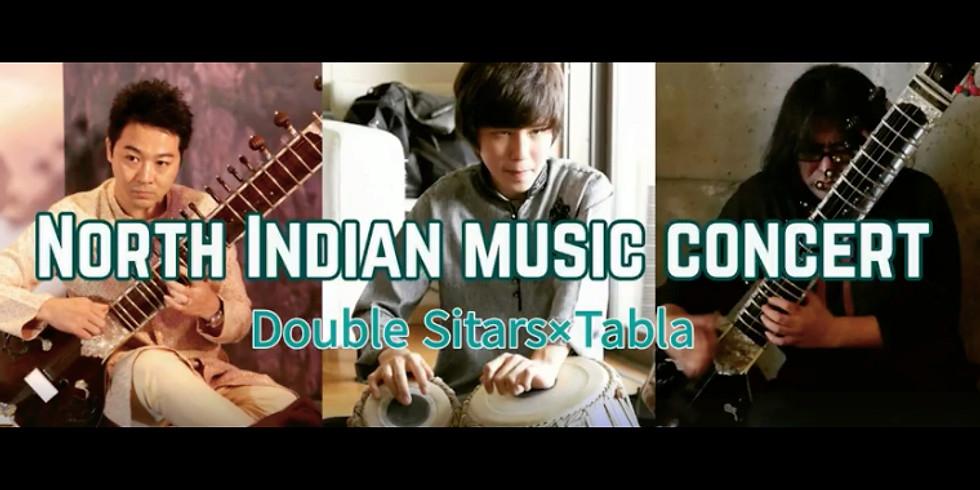 韋弦三絕 ‐北印度音樂- Double Sitars X Tabla