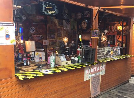 Nous sommes au marché de Noel à Compiègne 23/11/12-01/01/2020