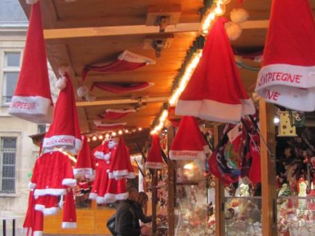 Le Marché de Noël s'ouvre - Courrier Picard