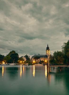 Vacation in the Lake Geneva Region