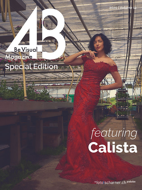 Vol 12 | In the Greenhous with Calista | 32 Pages (Print)