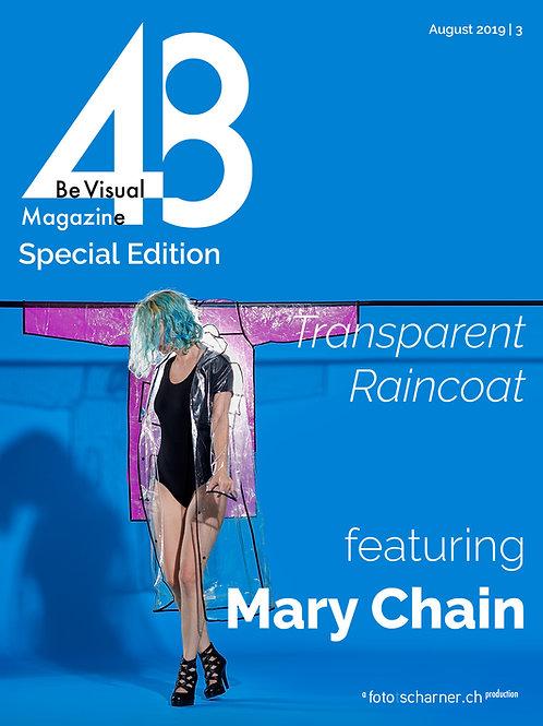 Vol 3 | Transparent Raincoat | 24 Pages (Print)