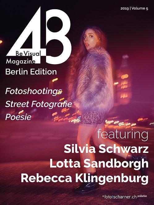 Vol 5 | Berlin | 52 Pages (Print)