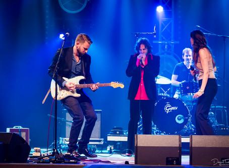 7. Blues Festival, Rügerholz Halle