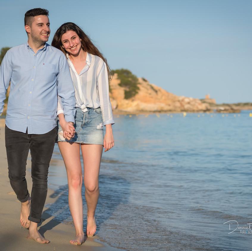 Maria and Pedro, Mallorca