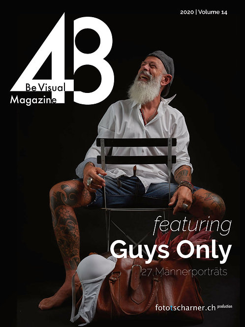Vol 14 | Guys Only | 60 Pages (Print)