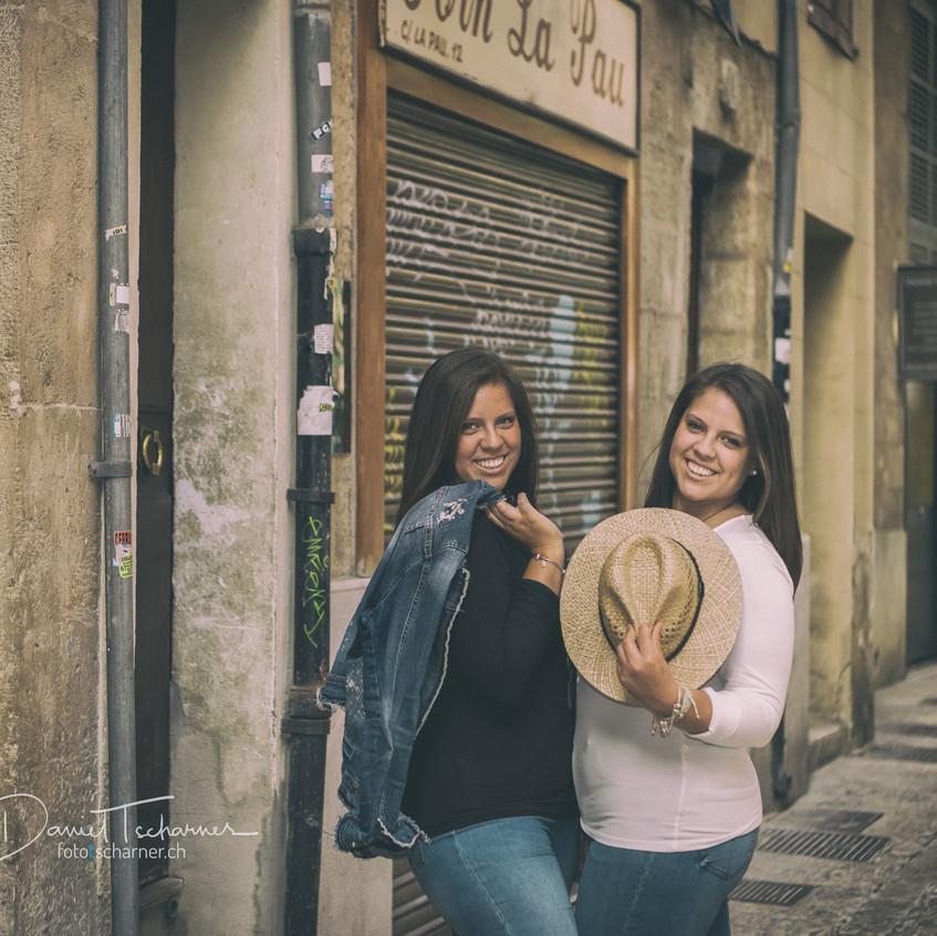 Vali and Fabi, Mallorca