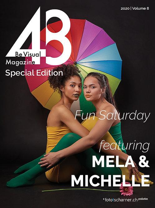 Vol 8 | Mela & Michelle | 28 Pages (Print)