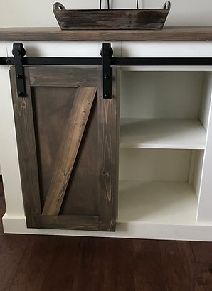 Colonial Farmhouse Cabinet
