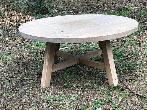 Farmhouse Round Table