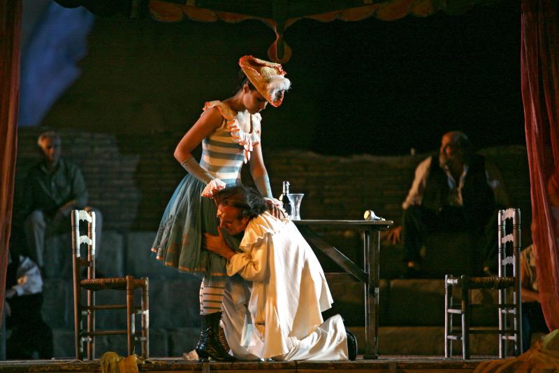 Pagliacci, Caracalla 2007