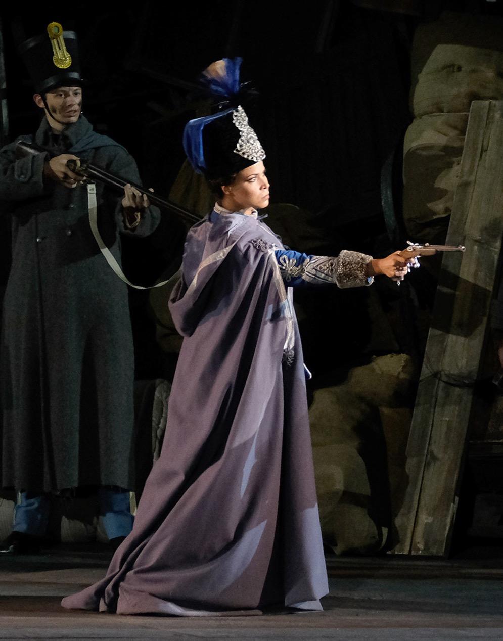 Nabucco, Arena di Verona 2017