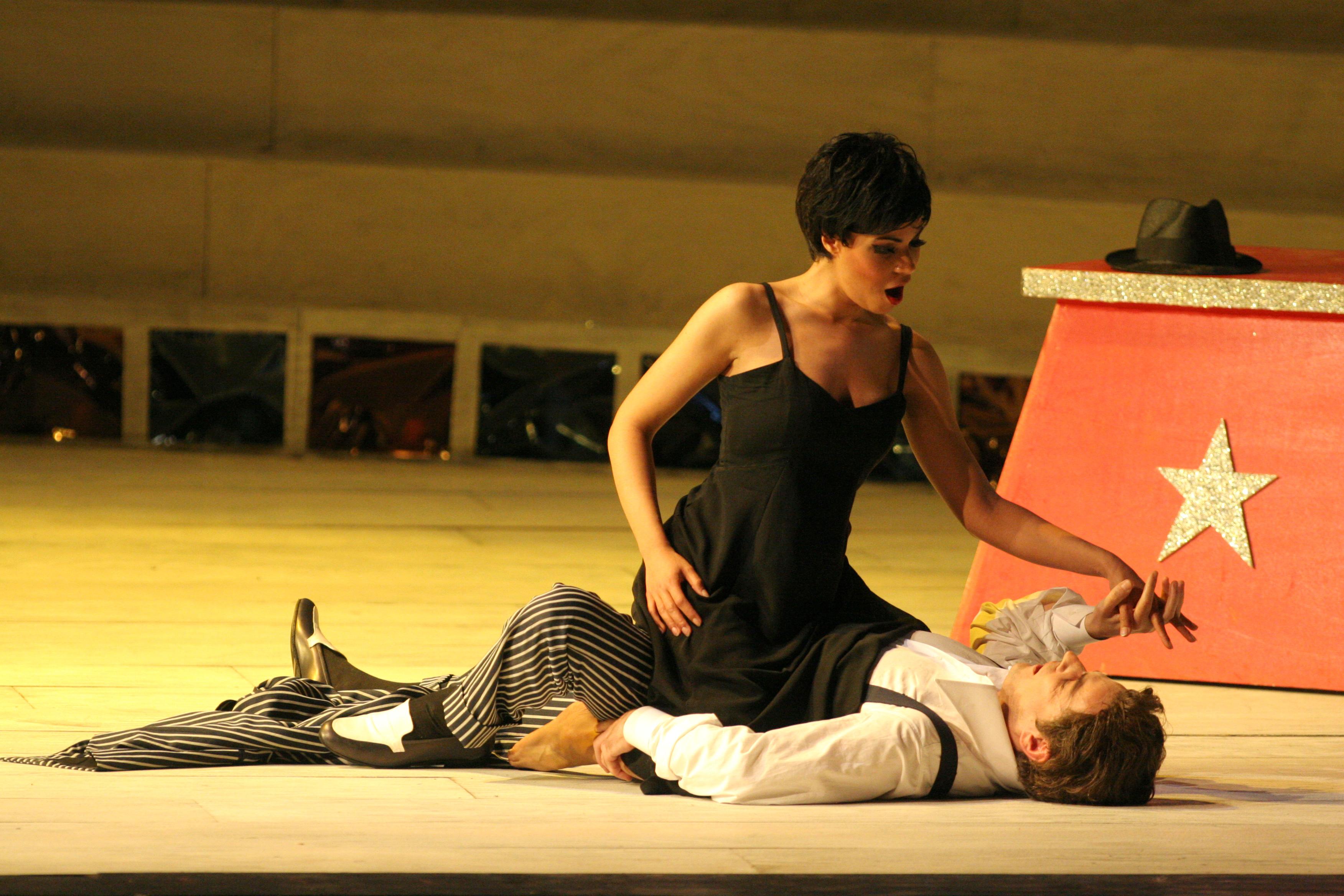Pagliacci Teatro Massimo Palermo '07