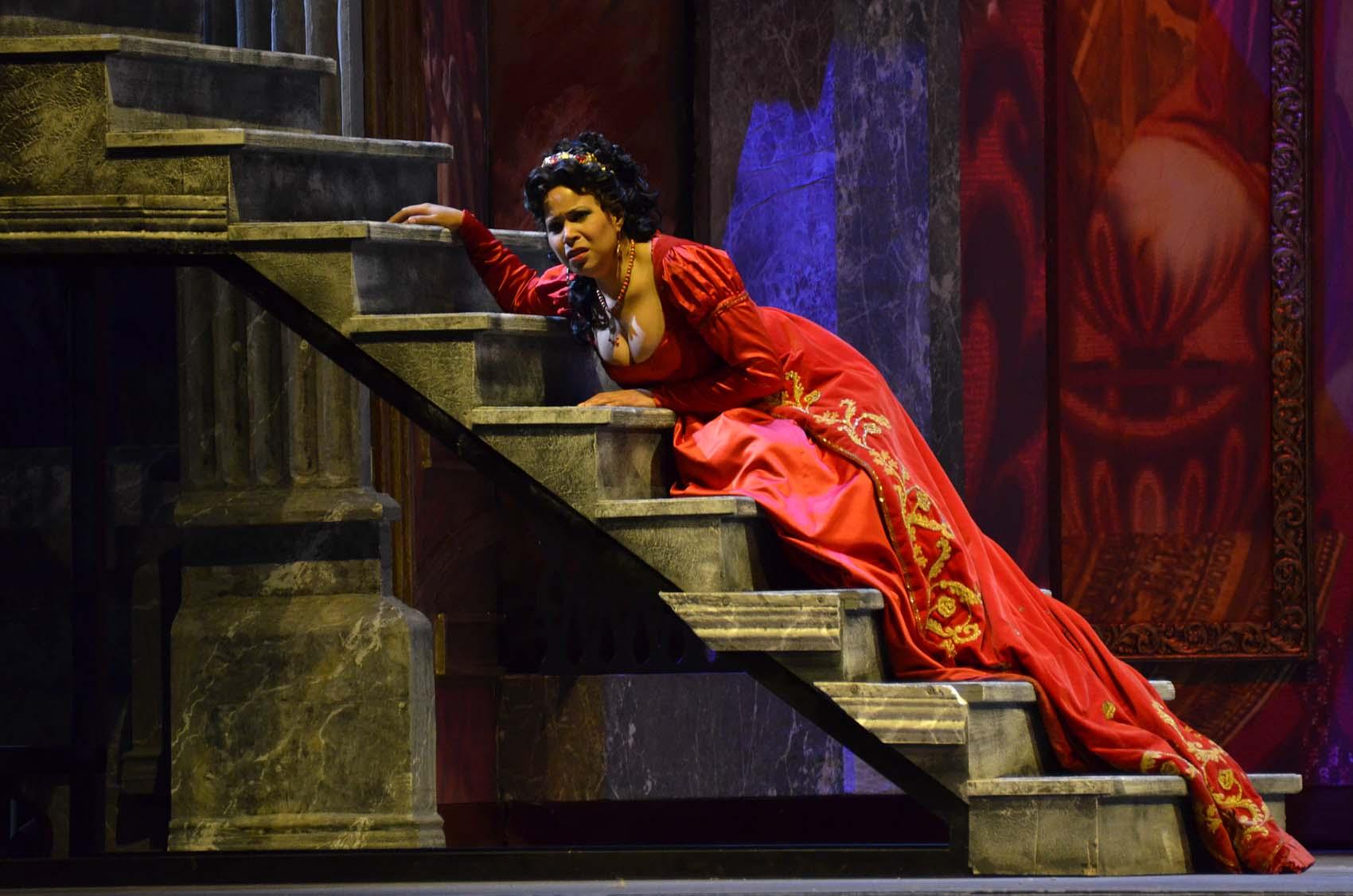 Tosca, Teatro Petruzzelli