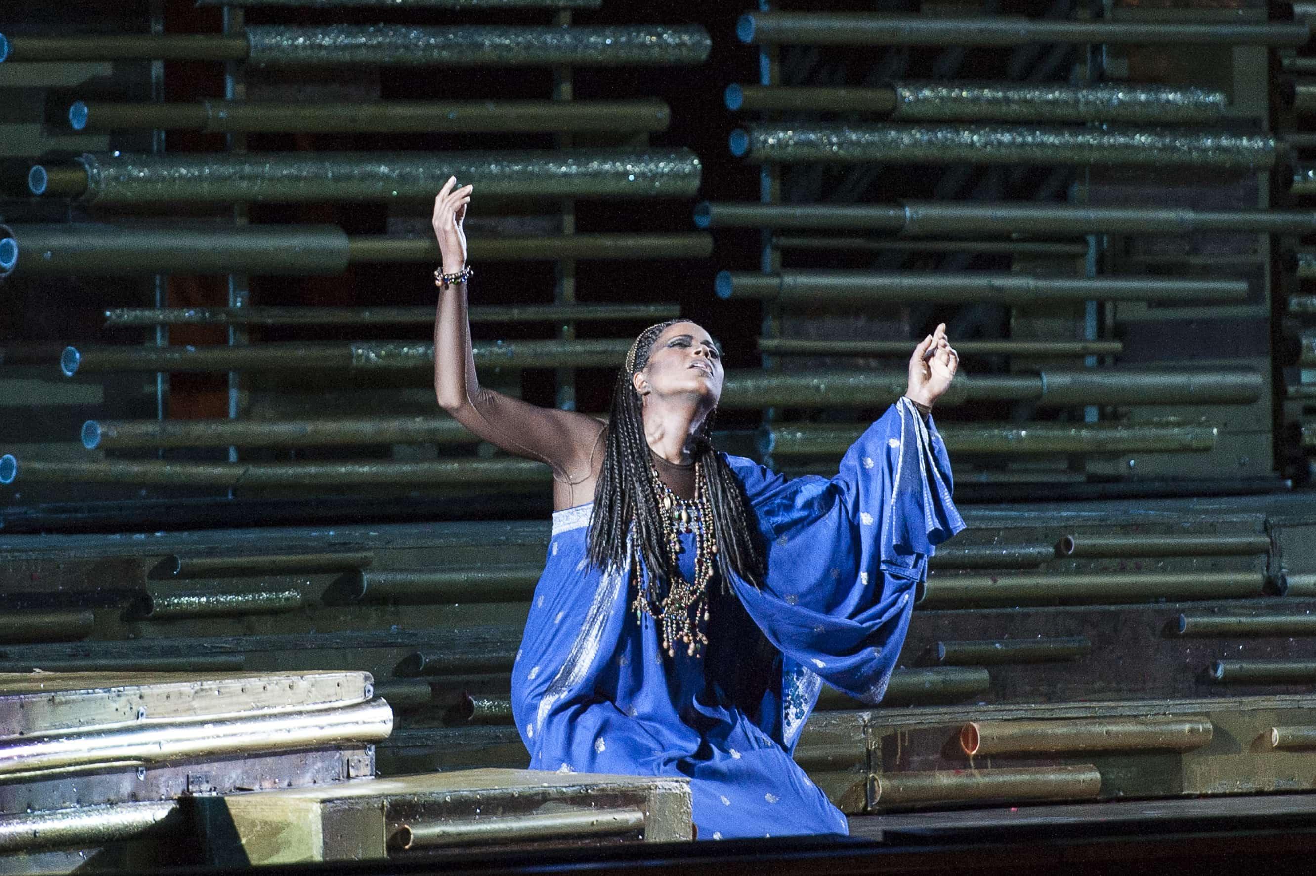 Aida , Arena di Verona 2015