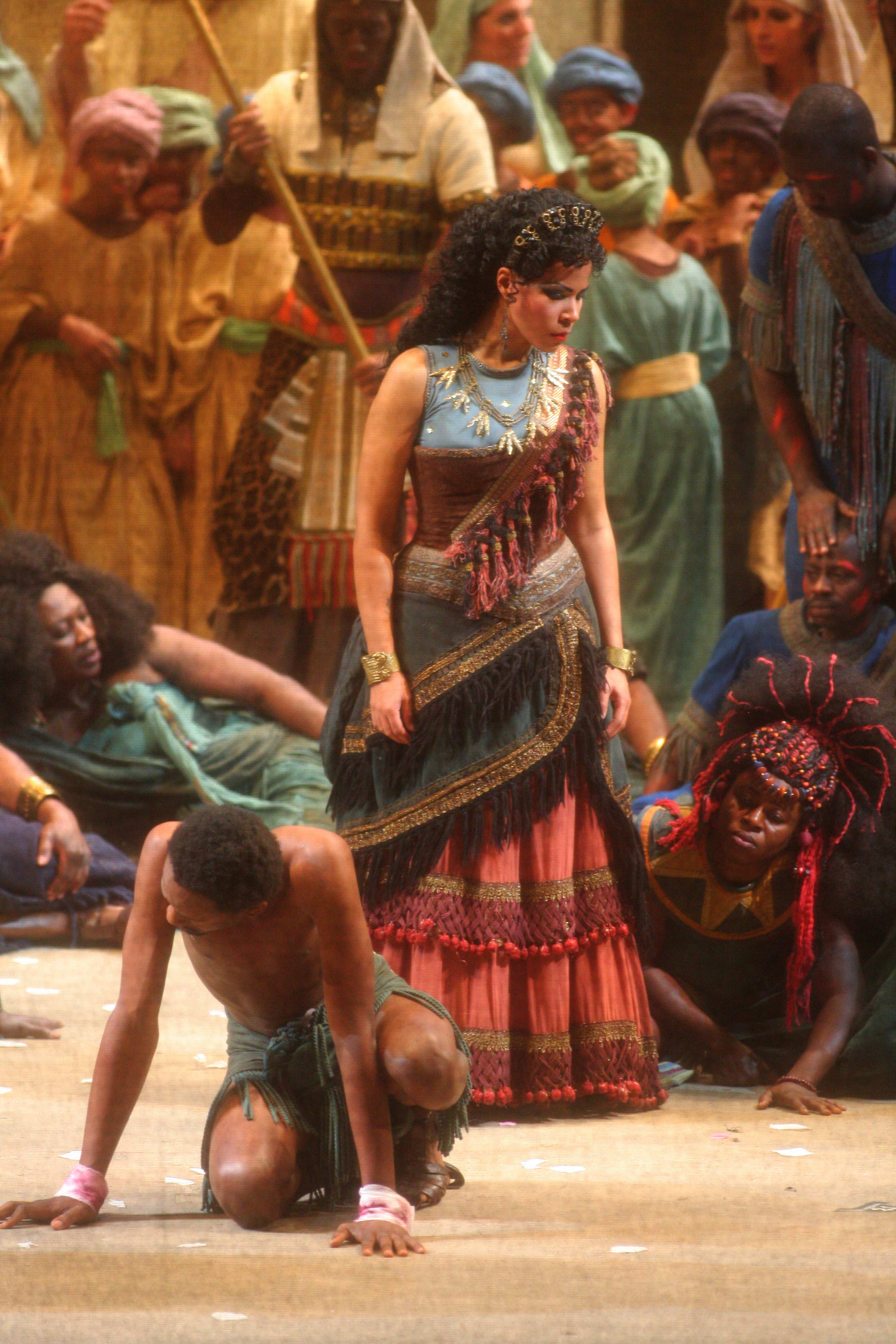 Aida, Teatro Massimo Palermo 2008
