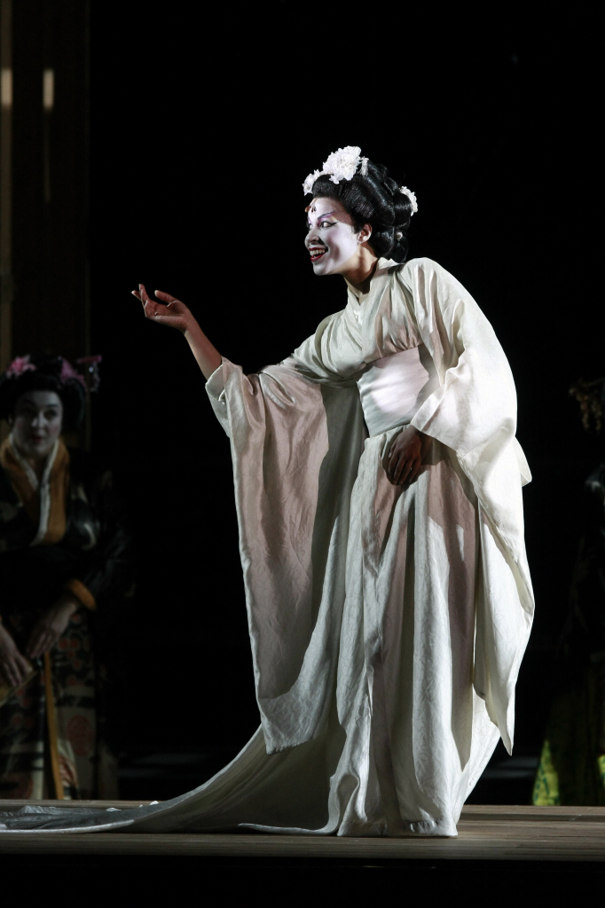 Madama Butterfly, Caracalla 2008