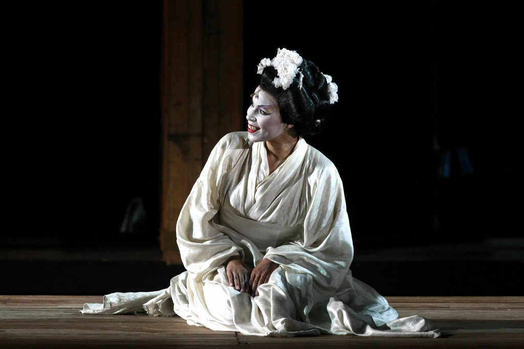 Madama Butterfly, Caracall 2008