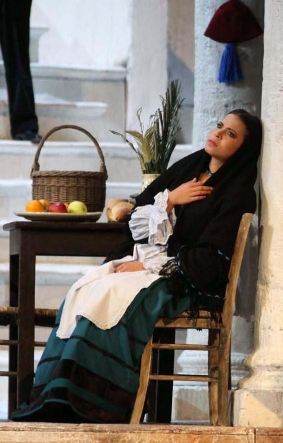 Santuzza, Teatro Petruzzelli 2010