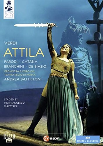 ATTILA, Giuseppe Verdi