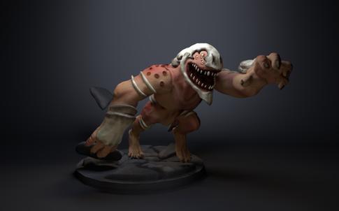 Soul Users - Monster