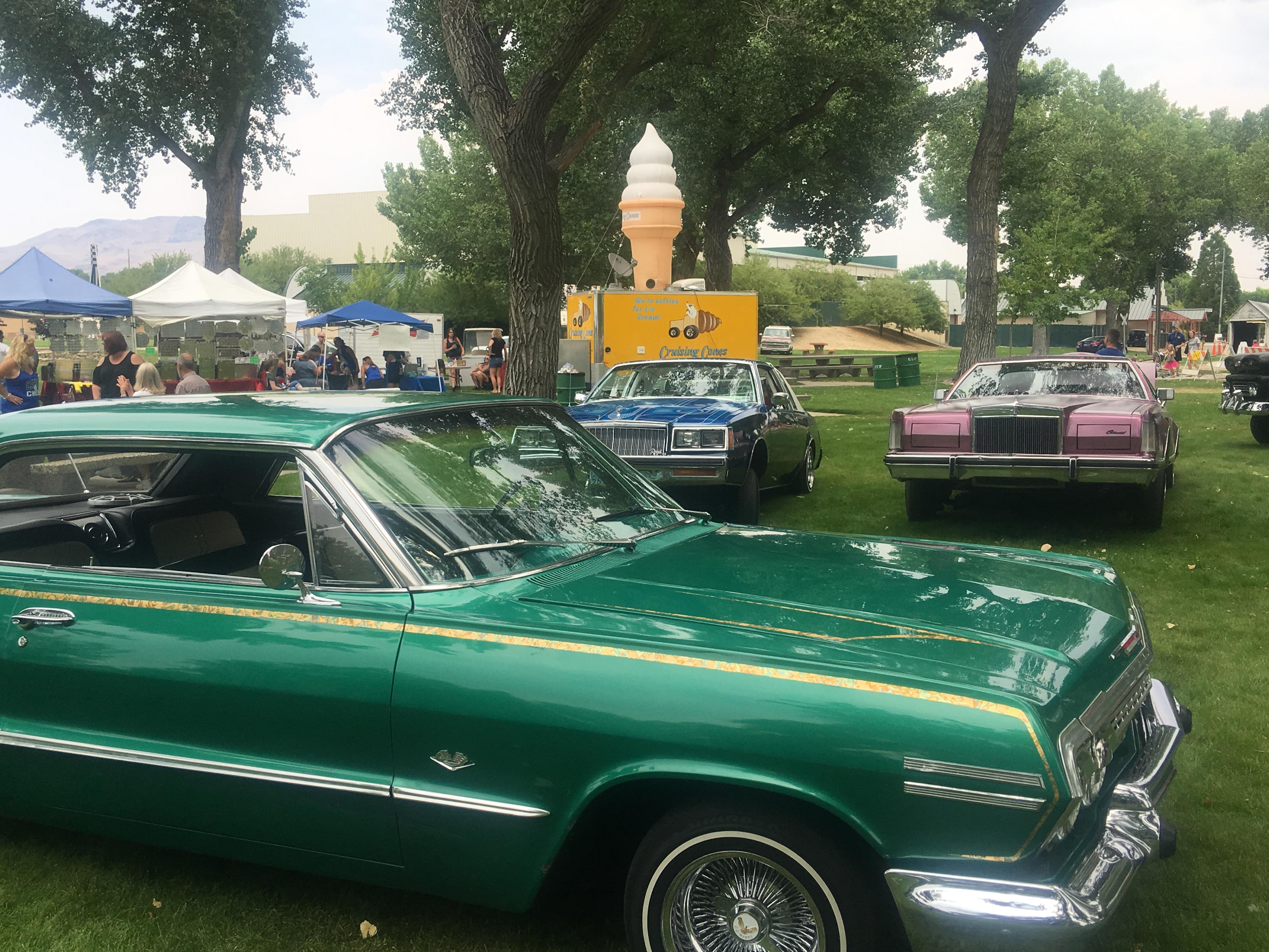Silver Dollar Car Show