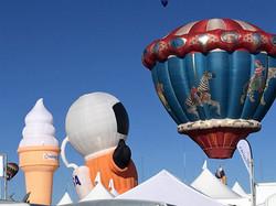 Cruising Balloons at ABQ