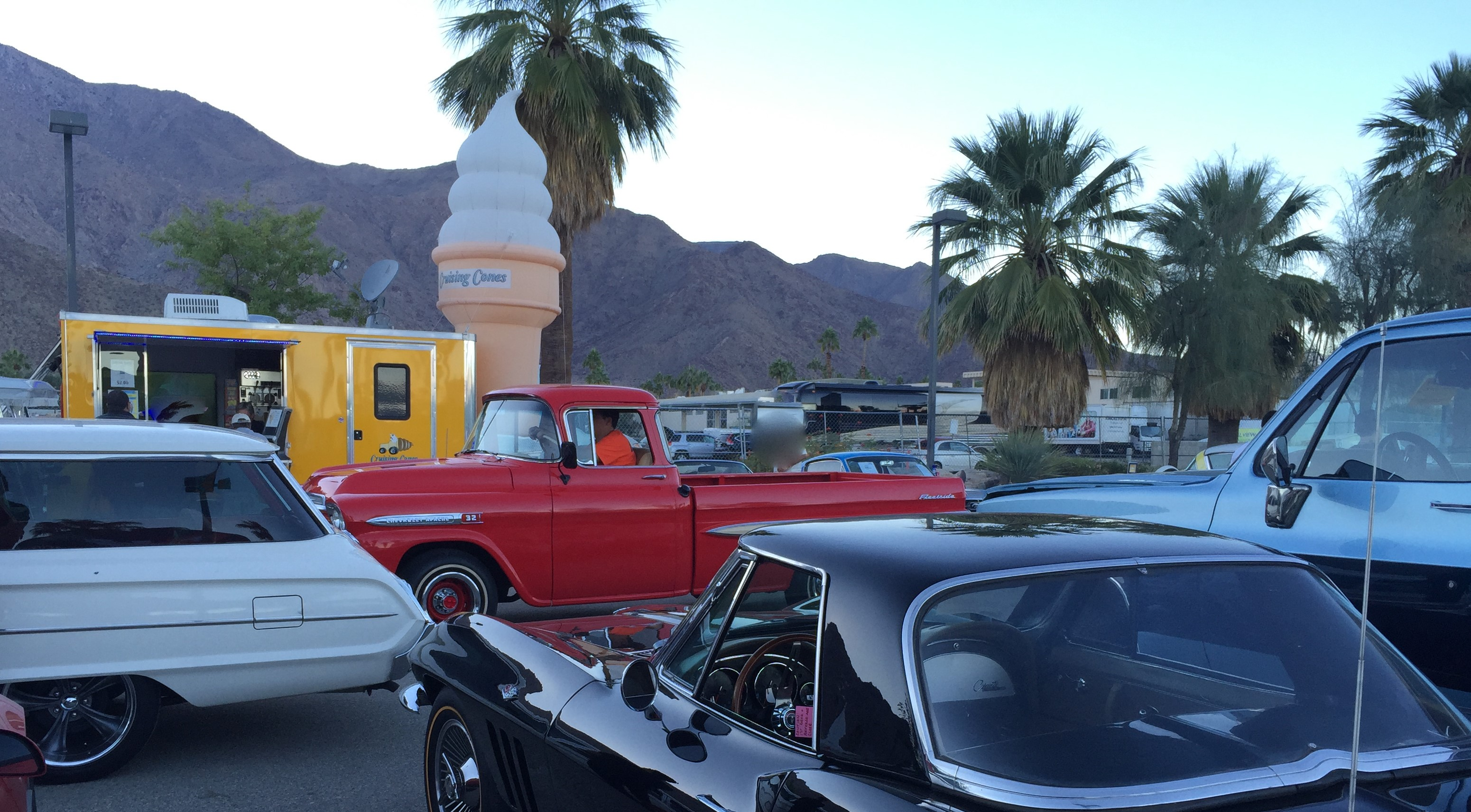 Classic Car Auction Palm Springs
