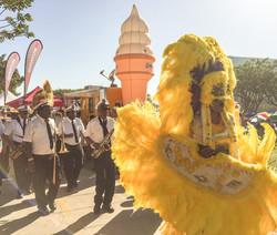 Bayou Festival Parade