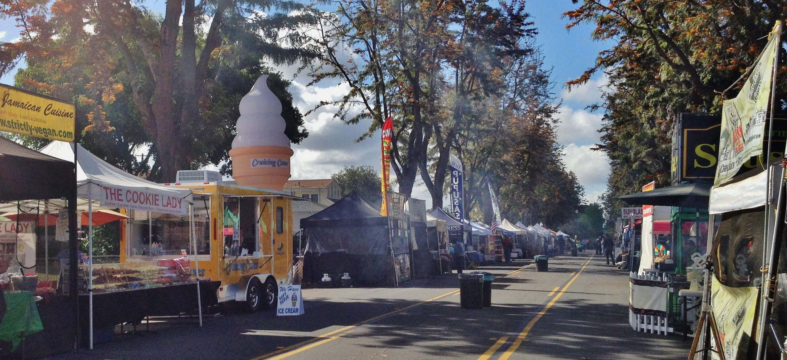 Rolando Street Fair