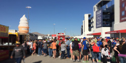 NASCAR at LVMS