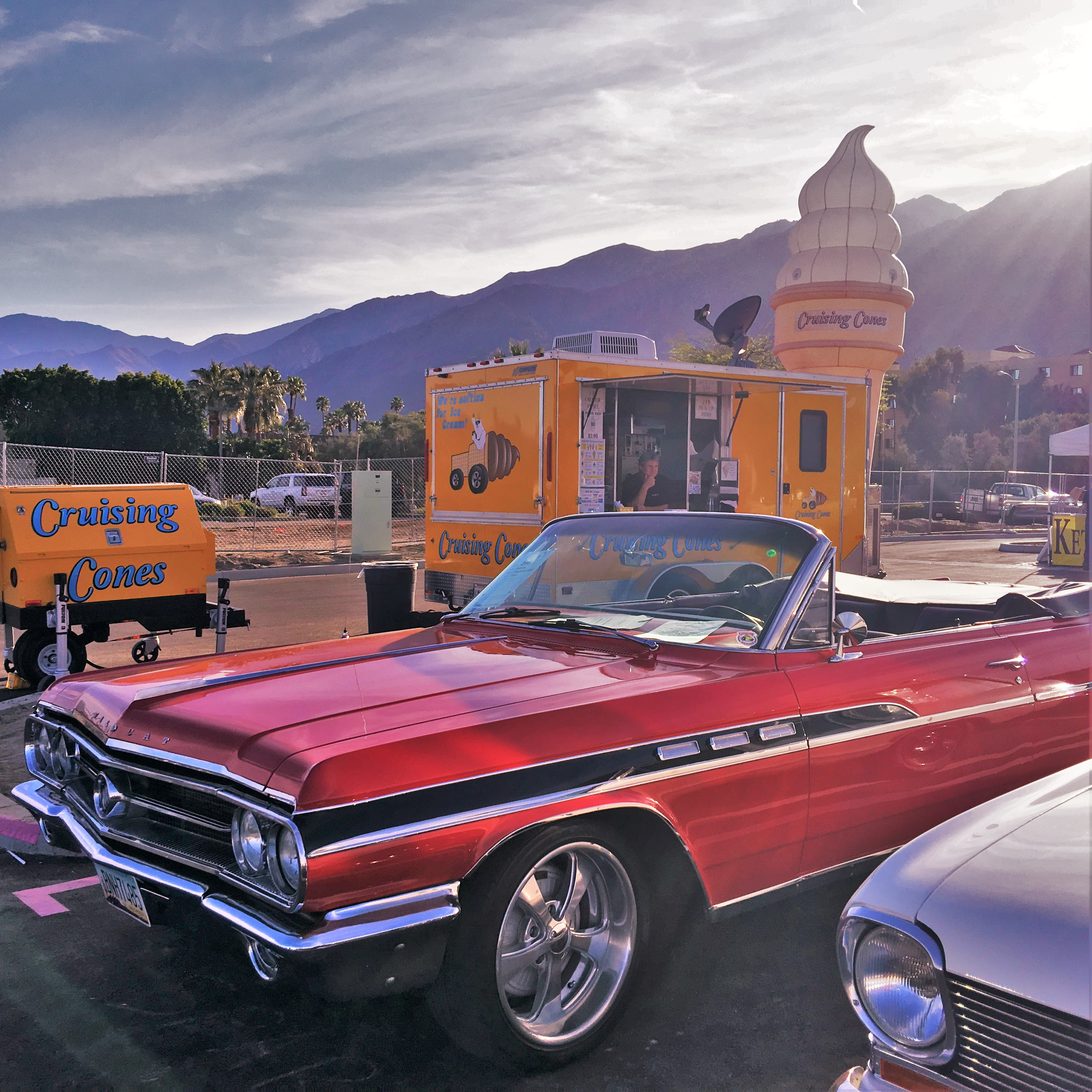 McCormicks Classic Car Show