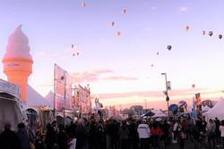 Mass Assencion at ABQ Balloon Fiesta