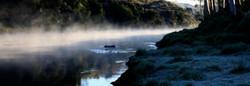 Wairoa River at dawn