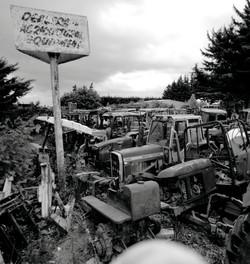 Tractor Graveyard