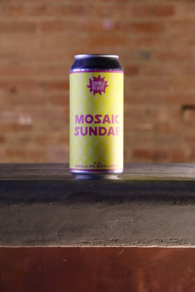 Mosaic Sunday - Shiny Brewery