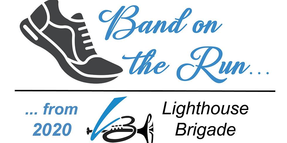 Lighthouse Brigade Band on the Run Virtual 5k