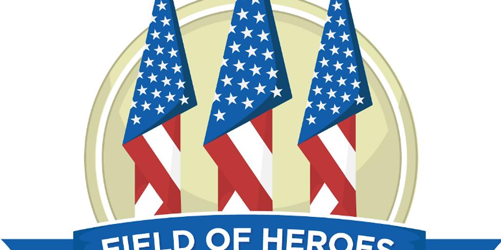 Field of Heroes Virtual 5k