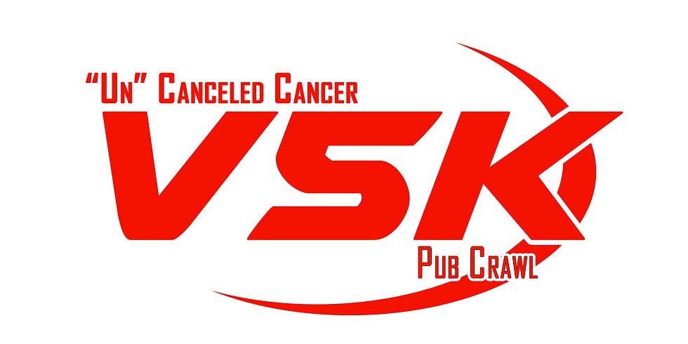 """""""Un"""" Cancelled Cancer Virtual 5k"""