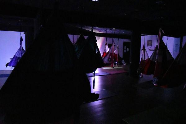Talleres Yoga y Aéreo