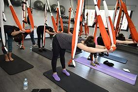 Talleres de Yoga y Aéreo