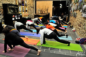 Eventos Yoga y Aéreo