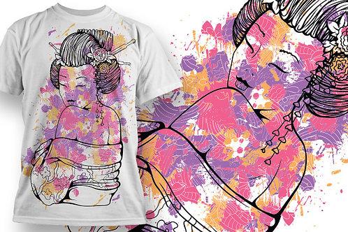 T-shirt Ninja 03