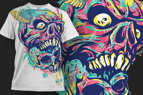 T-shirt Teschi 72