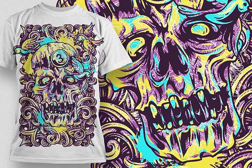 T-shirt Teschi 97