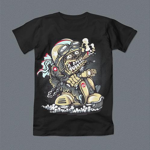 T-shirt Motor 75