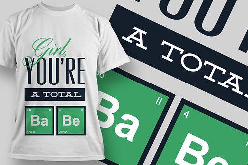 T-shirt Frasi 07