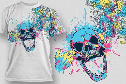 T-shirt Teschi 101