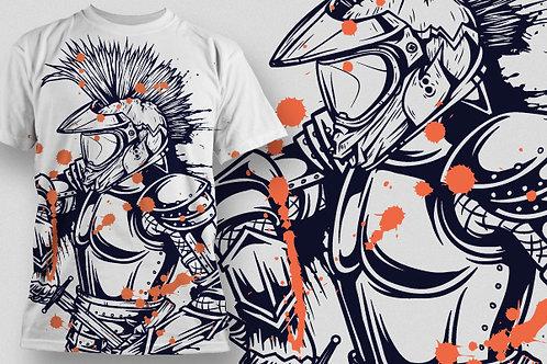 T-shirt Personaggi 36